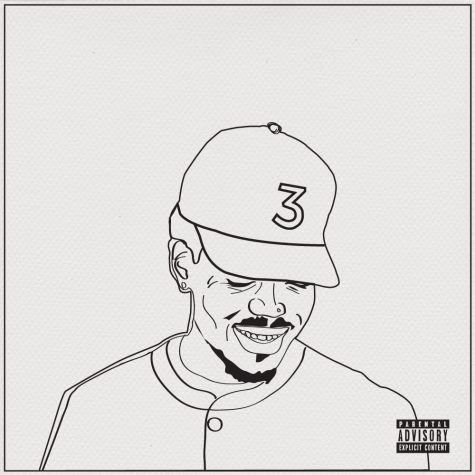 """Chance the Rapper artfully paints canvas in """"Coloring Book"""""""