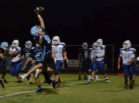 JV football opens season with rout of Lake Howell