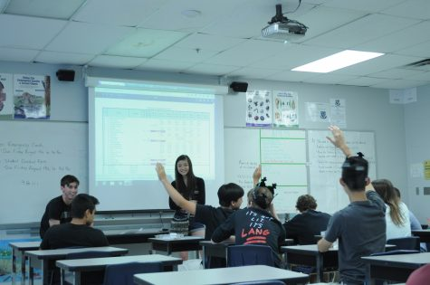 Science Olympiad holds first meeting