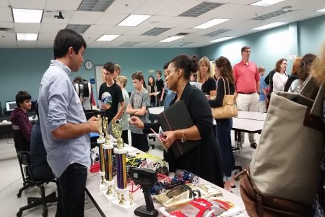 Annual curriculum fair educates students and parents