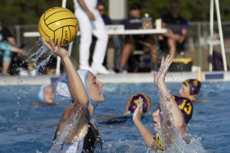 Girls water polo wins regional title