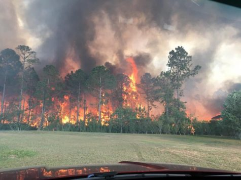 Sterling Creek fire still a concern
