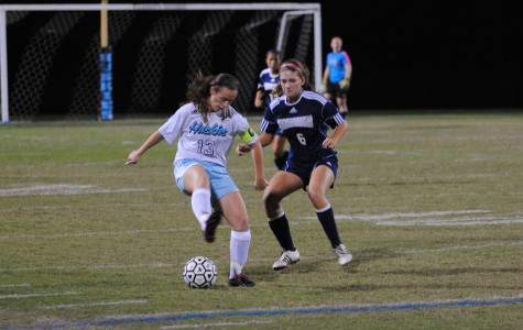 Girls' soccer rebuilds foundation