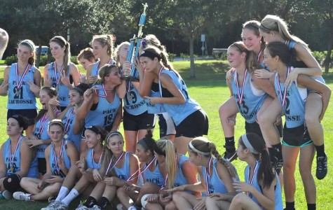 Girls lacrosse wins Fall Ball championship