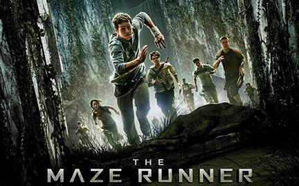 Maze Runner sprints to success