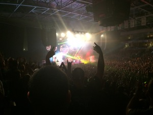 Five Finger Death Punch intro