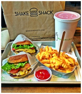 Shake Shack shakes off competition