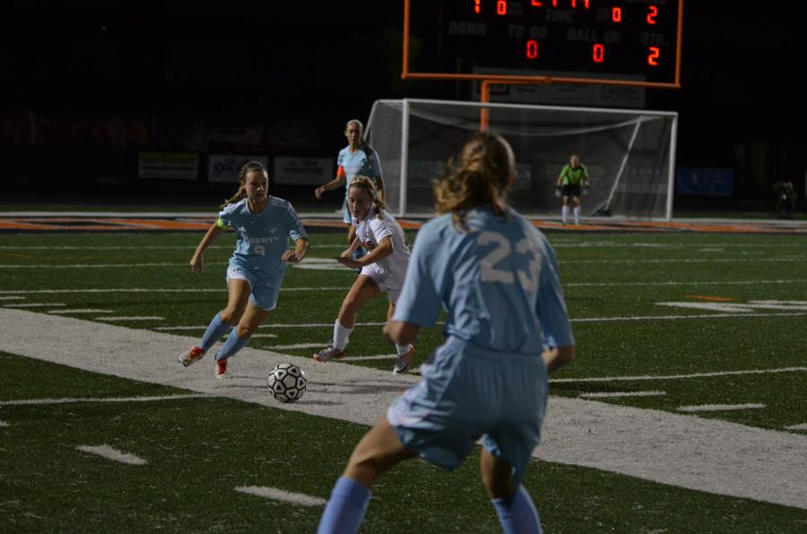 Girls soccer earns redemption over Oviedo