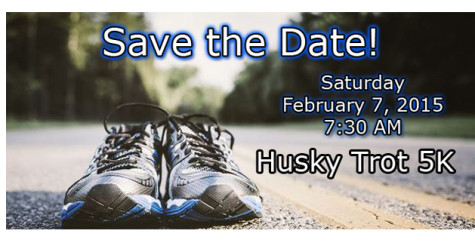 Athletic department holds 10th annual Husky Trot 5K