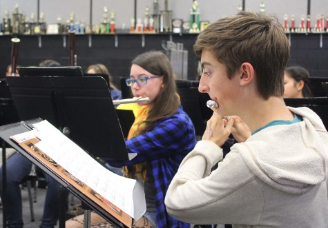 Band members excel at Solo and Ensemble
