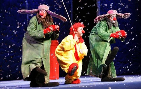 Slava's Snowshow brings icy entertainment