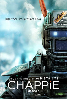 A film as hapless and confused as its namesake: Chappie