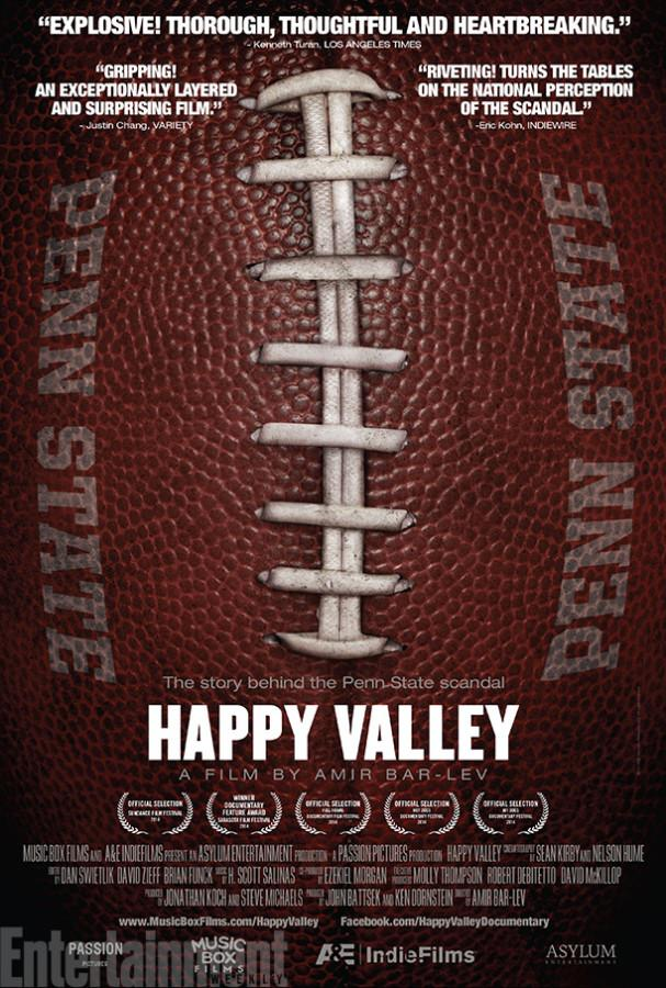 """Happy Valley"" anything but happy"