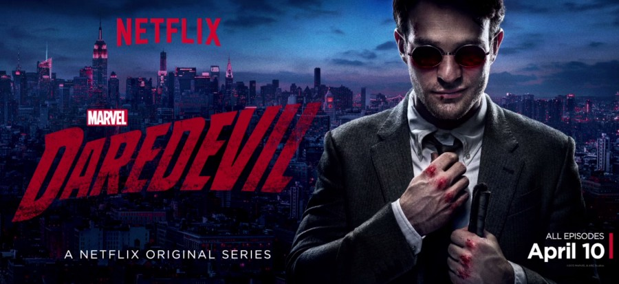 Daredevil blindingly awesome