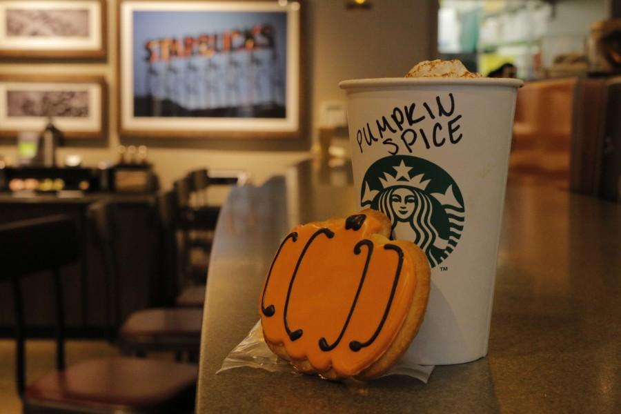 Pumpkin spice and everything nice. Along with the season changing also comes the return of popular pumpkin goods. One of the most well known is Starbucks' Pumpkin Spice Latte, reinvented to be healthier this year including real pumpkin and no artificial coloring.