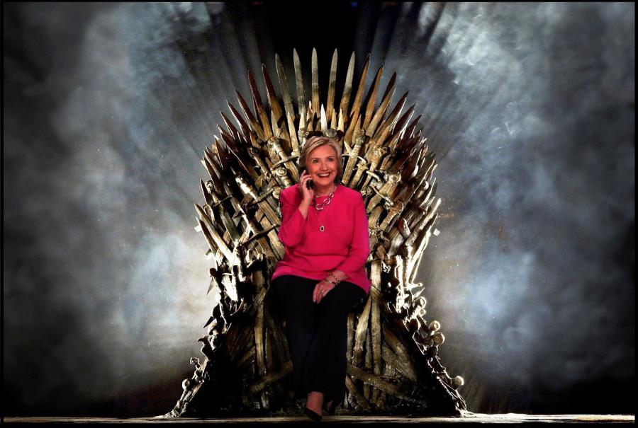 Clinton's campaign, as told through Game of Thrones GIFS