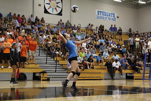 Volleyball dominates East River