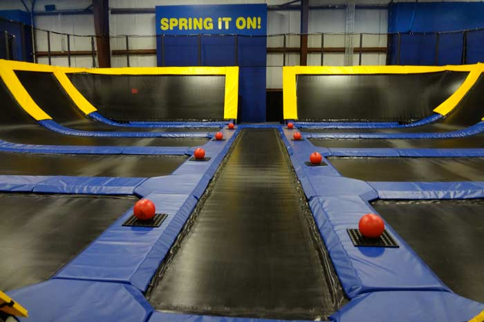 Courtesy of BOING! Jump Center