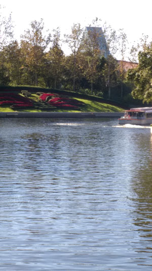 Along with promoting tolerance of foreign customs, gardens are a primary concern for the Epcot staff.