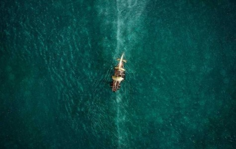 'In the Heart of the Sea' stays afloat amid clichés