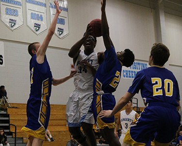 Mahoney returns to home court in win over Lyman