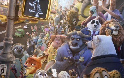Zootopia hops to the top