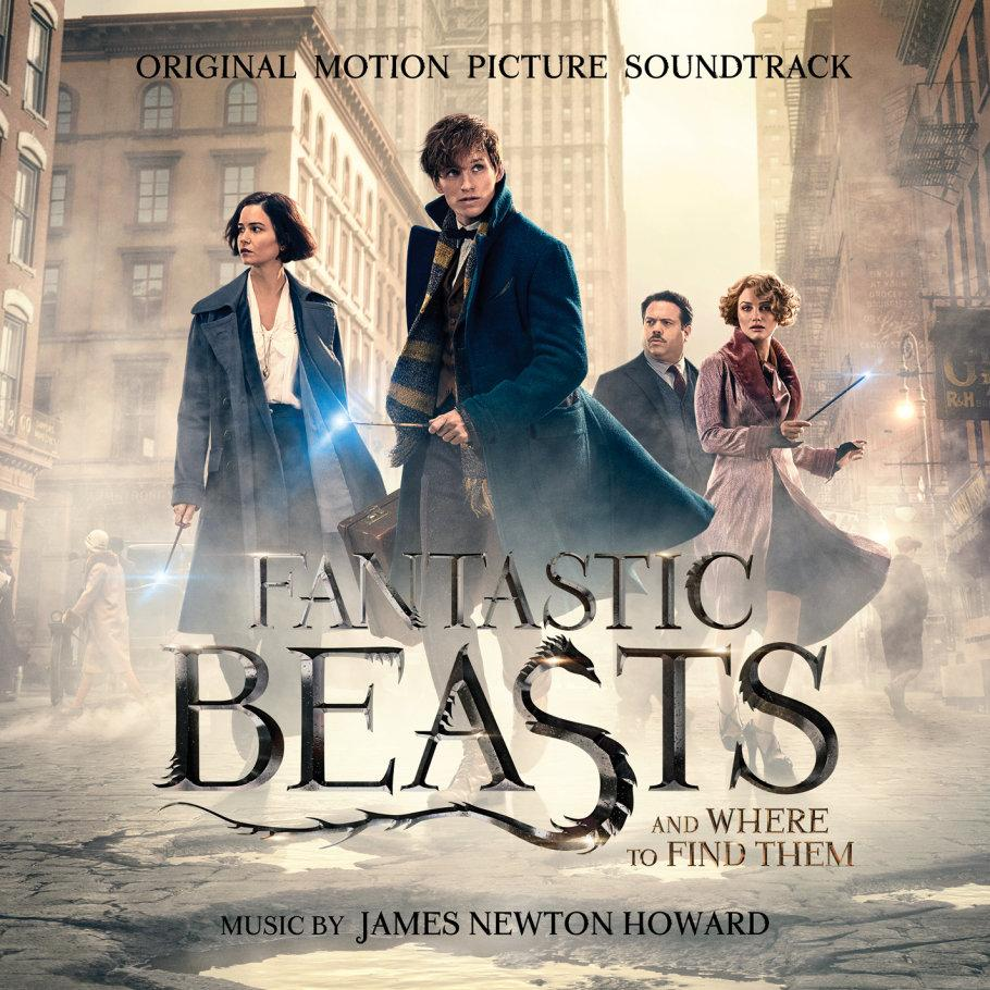 The cover photo of the movie Fantastic Beasts and Where to Find Beasts, which came out Nov. 18.