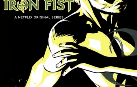 Production concept art for Iron Fist that was unveiled at New York Comic Con in Oct. 2016. The Netflix series released its 13-episode first season Mar. 17.