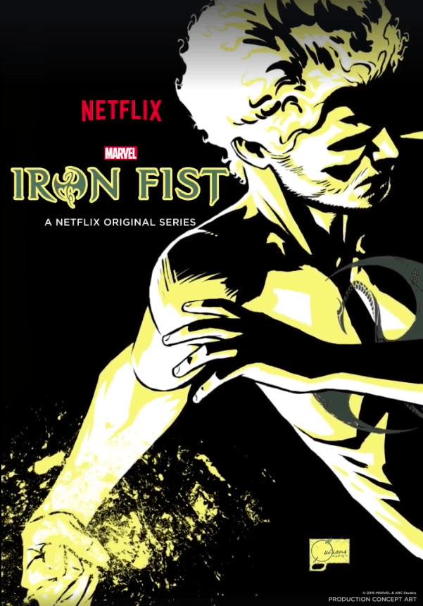 Production+concept+art+for+Iron+Fist+that+was+unveiled+at+New+York+Comic+Con+in+Oct.+2016.+The+Netflix+series+released+its+13-episode+first+season+Mar.+17.