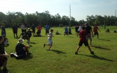 Football hosts first youth camp