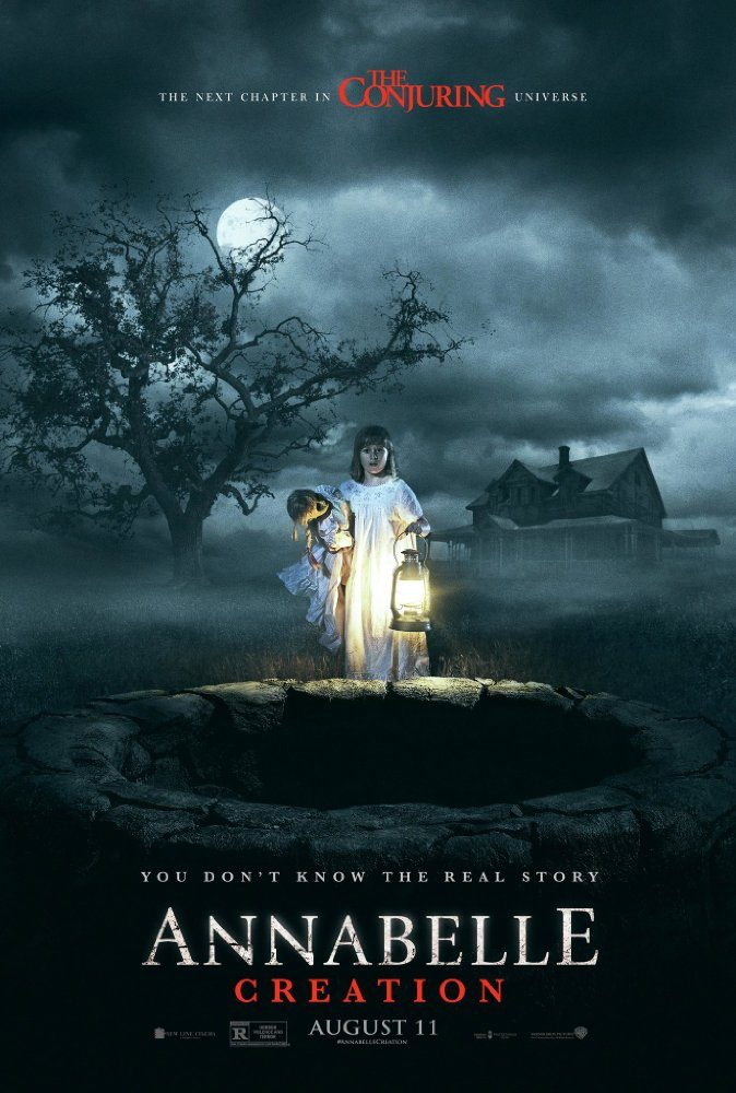 Cover+for+new+horror+movie+Annabelle%3A+Creation.+The+movie+was+released+on+Aug.+11.
