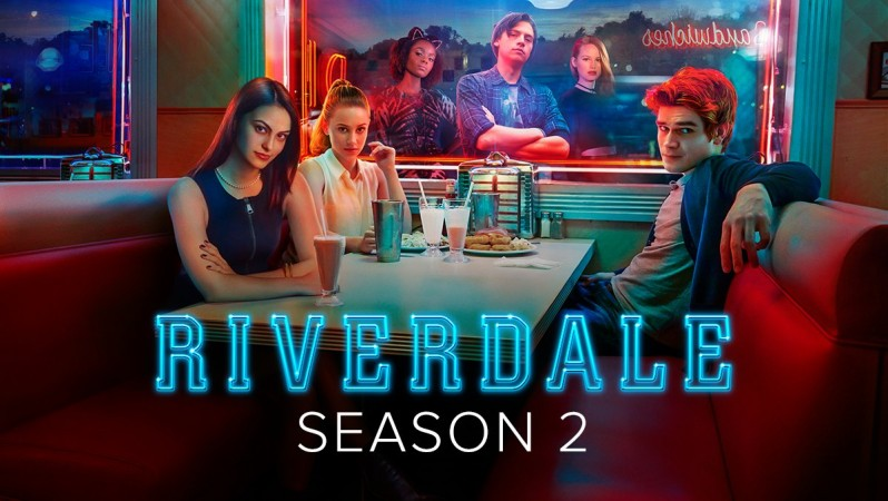 Riverdale+season+two+premiered+on+the+CW+on+Wednesday%2C+Oct.+11.+Catch+more+episodes+on+Wednesdays+at+8+p.m.+on+CW.+