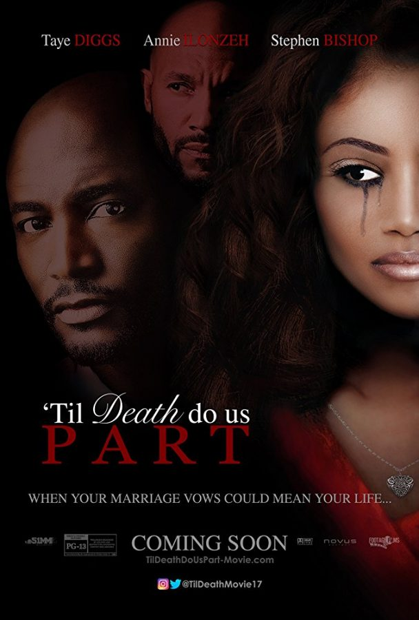 Til Death Do Us Part stars Annie Ilonzeh, Stephen Bishop, Taye Diggs, Robinne Lee and Malik Yoba. With a small cast, all of the actors had large roles in the movie.