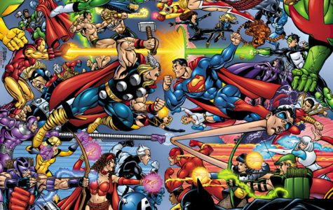 Justice League v. Avengers: Dawn of Comparisons