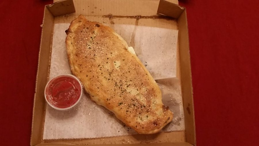 The best item on Cucinella's menu has to be their calzone.  Their homemade 12