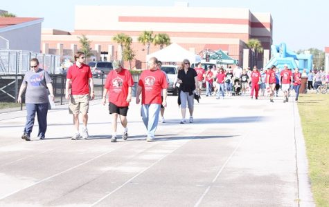 PALS holds walk to support autism awareness