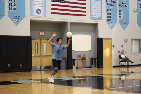 Boys Volleyball falls to conference leader Lake Mary