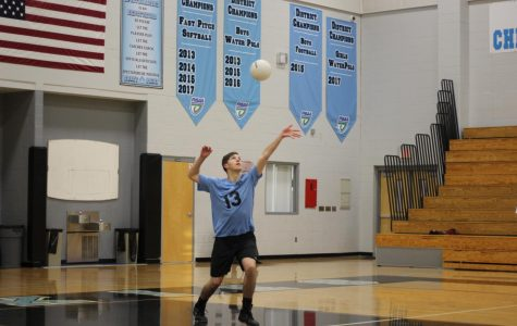 Boys volleyball makes comeback against Lake Mary