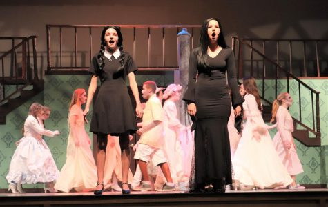 'Addams Family impresses crowd