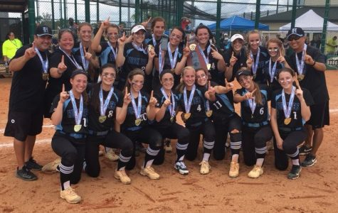 Softball shuts out Oakleaf for 8A state title