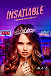 Insatiable has a lot on its plate