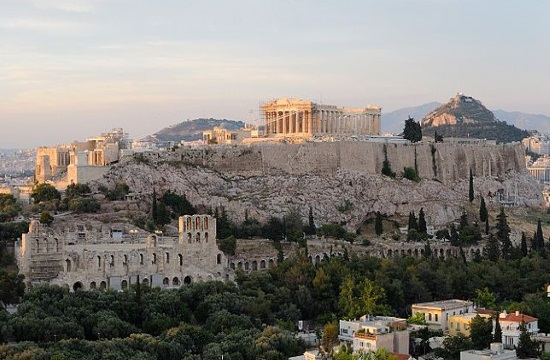 Foley and Richardson will take students to Acropolis, in Athens. They also plan to visit many other iconic Grecian locations.