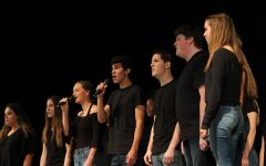 Chorus department presents fall 'Pop Concert'