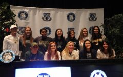 Student athletes make a new commitment
