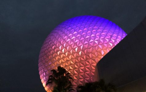 French and Spanish classes head to Epcot