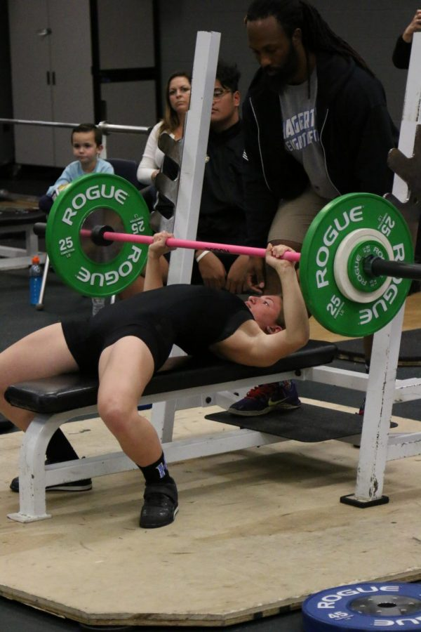 Lifters place sixth at states