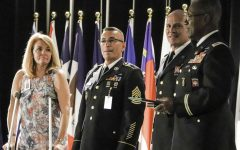 ROTC instructor Vazquez saluted in final farewell