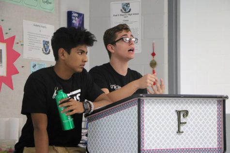 Model UN hosts tournament