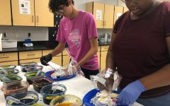 Chemistry classes continue tie dye tradition