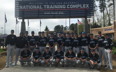 Baseball competes in National tournament